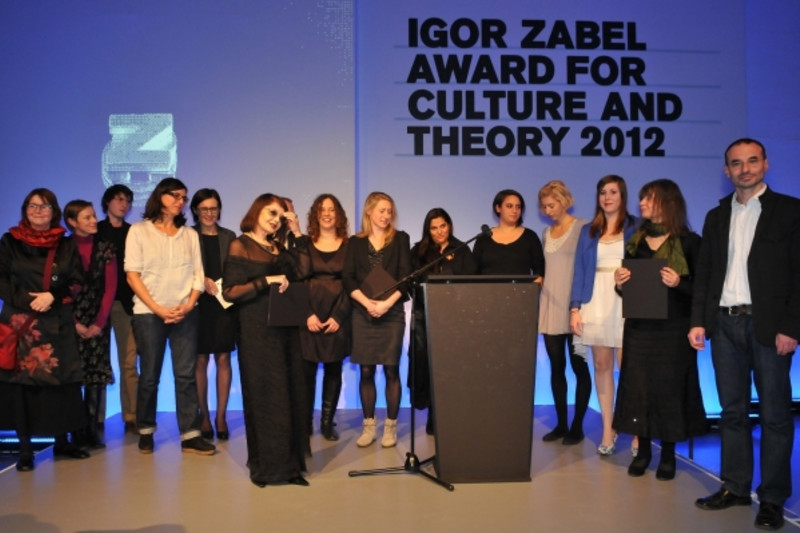 Igor Zabel Association for culture and theory