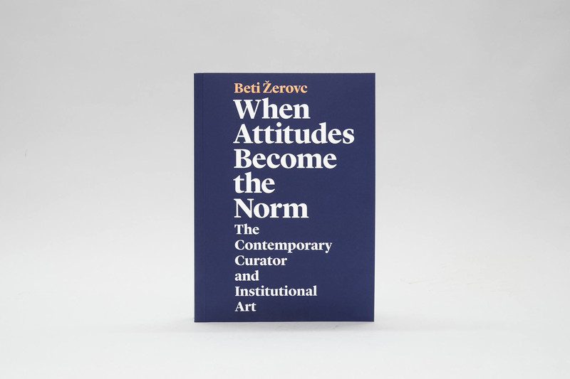 PRESENTATIONS OF THE BOOK When Attitudes Become the Norm by Beti Žerovc > Belgrade, Zagreb, Milano