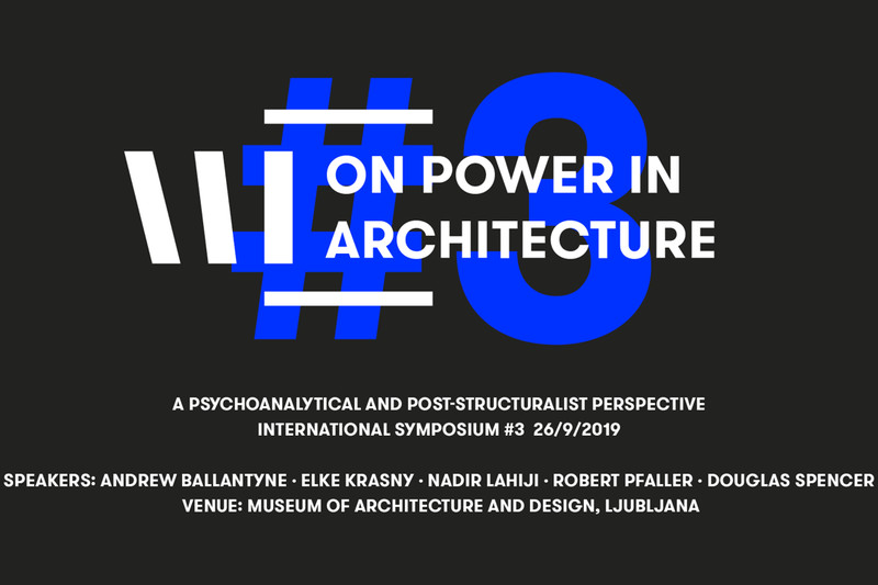 Announcing On Power in Architecture #3