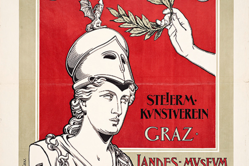 Gudrun Danzer on the art system in Graz, 1865−1918